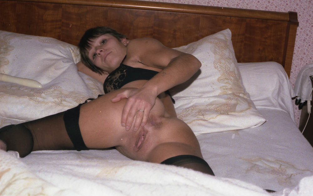 My wife, already a nice slut who lets me play with all her holes