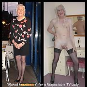Naked TV Lady for your pleasure