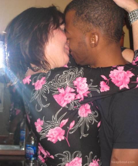 Wife and black co worker have some adult fun getting it on cuckold