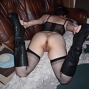 UK wife loves to pose In lingerie