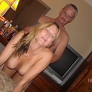 sexy bi wife mom being a slut in the bedroom