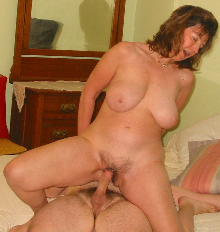 Fuck My Mature Hairy Pussy