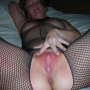 Well used cum filled pussy oozing creampie after fuck