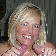 great sucker milf