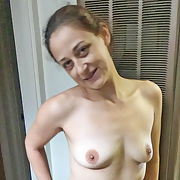 Slutwife Annabelle poses for her husband, He wants a whore on the web and she loves to be seen