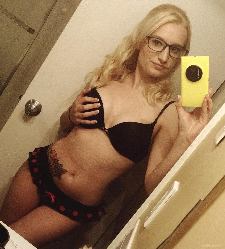 Hot Blonde Threesome Hd