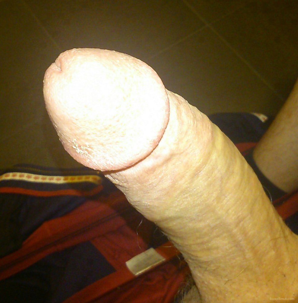 8 inch thick dick