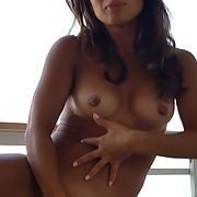 Japanese Exhibitionist Milf Wife