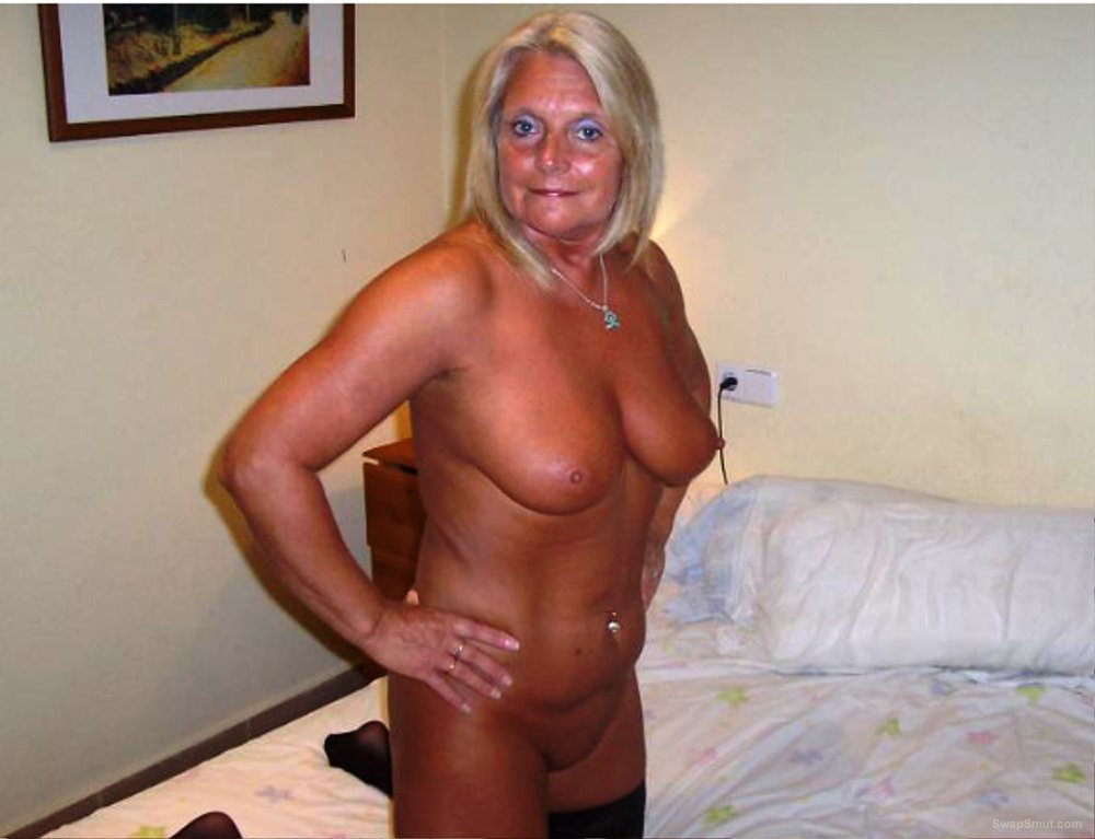 Hot 62 year old Mature with awesome body