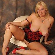 naughty me