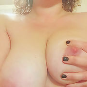 My Hot Wife exposed for other men to look at