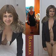 Barbara Dressed & Undressed
