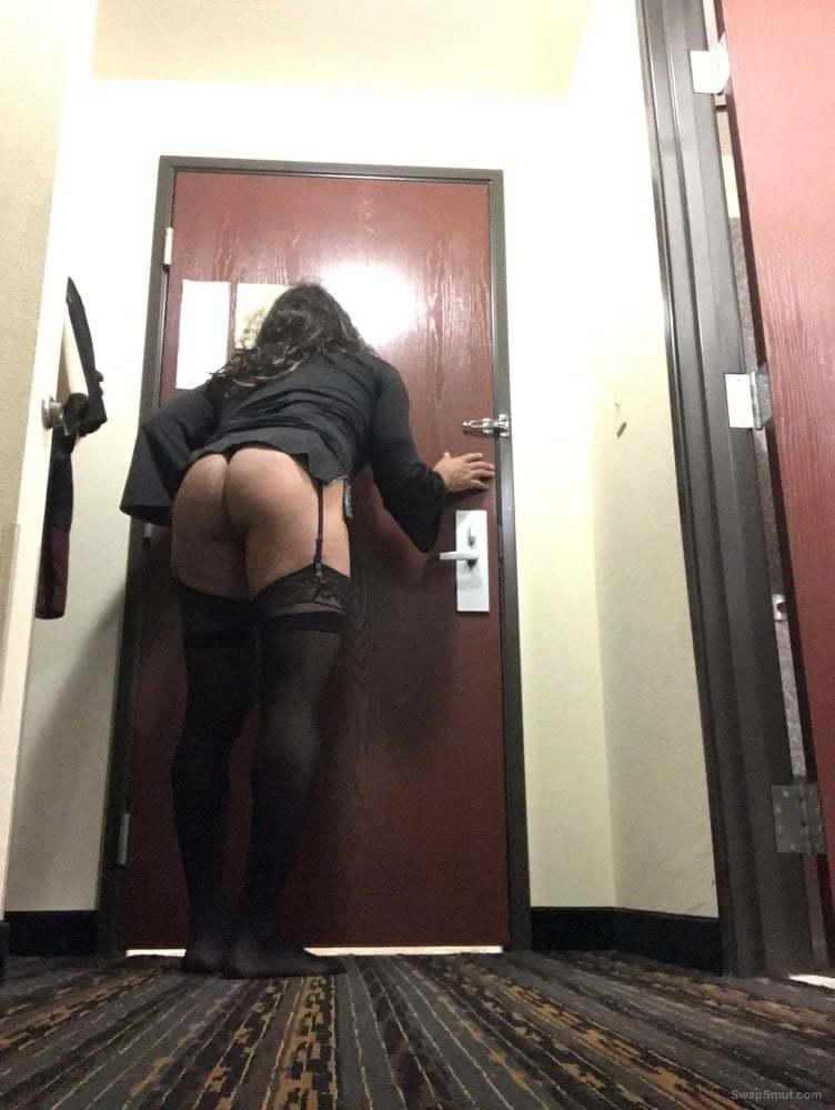 Sexy Sissy Crossdresser in lingerie