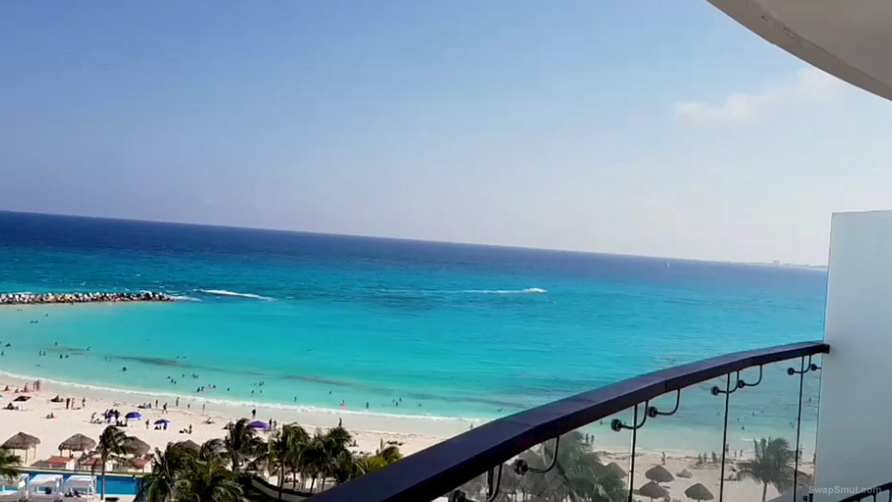 Our Naughty Holidays in Cancun