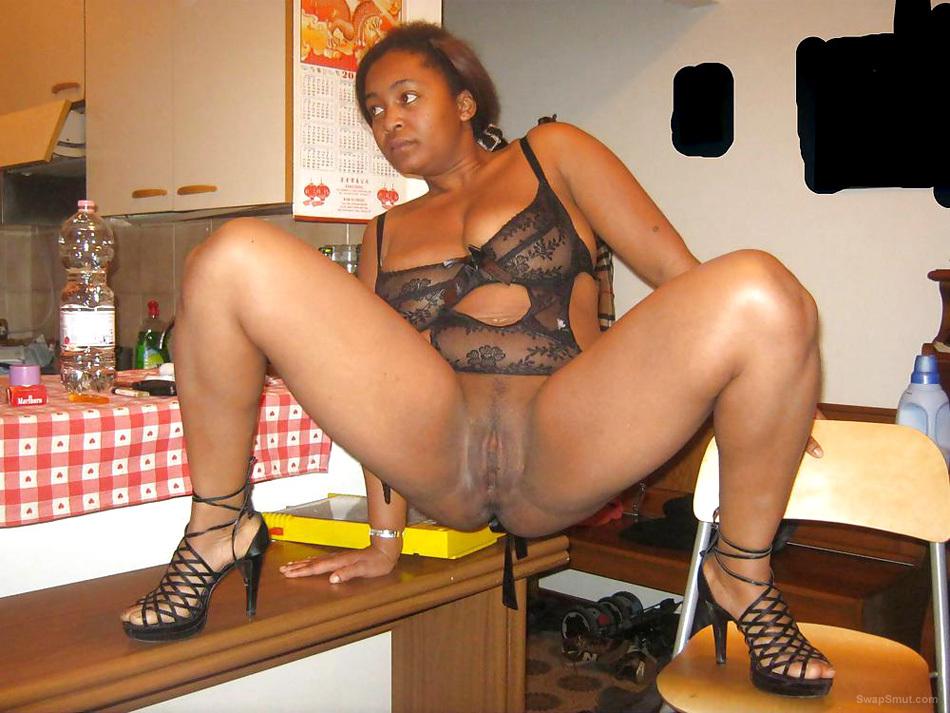 Big Ass Ebony Two Dicks