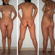 Collage, Diferent photos of my wife show her posing and enjoying
