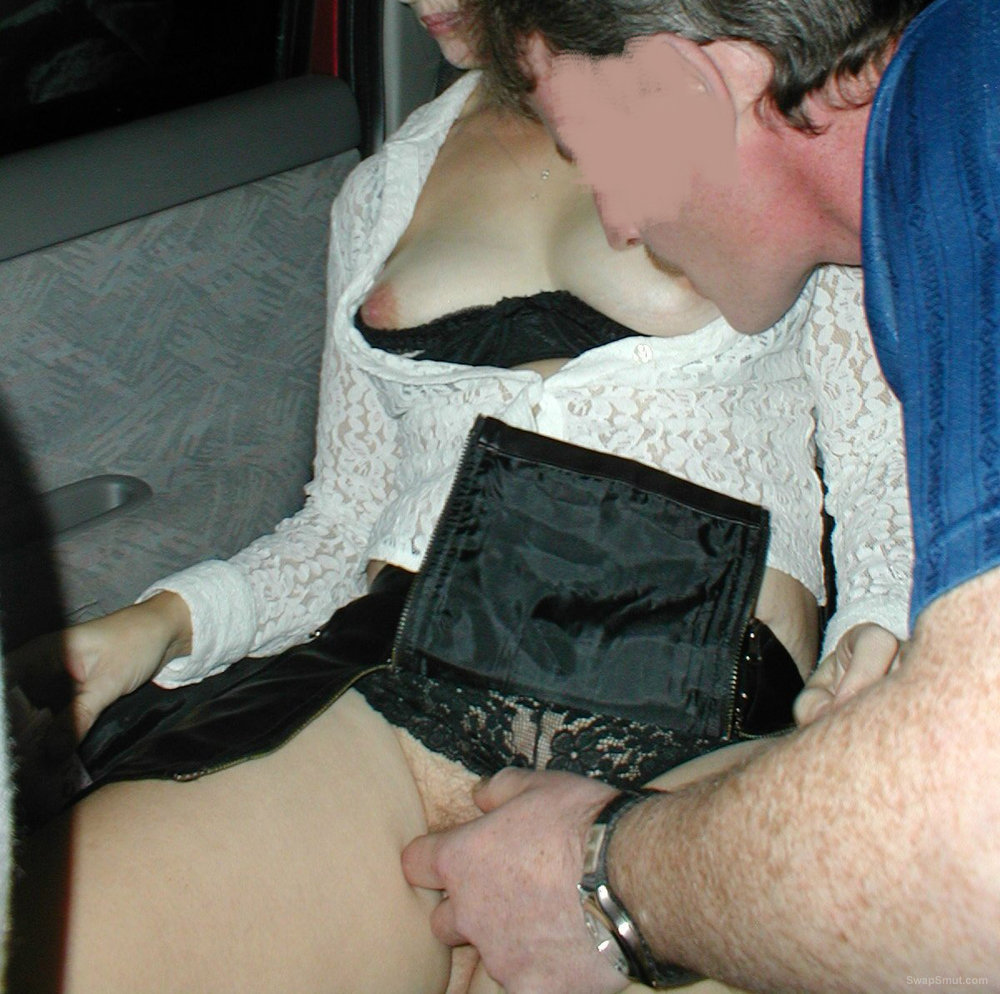 wife out dogging