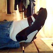 Meine Füsschen in sexy Sandaletten