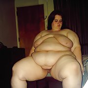 A few random pics of my fat wife showing off for the camera