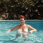 Party time, Dance, Strip and more, look what I mean naked in the swimming pool