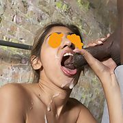 Pics of my blowjob queen giving me a great mouthjob
