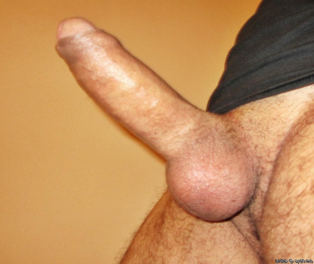My cock pics look at my thick girth ready to stretch you out