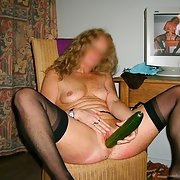 Cucumber Cunt & Computer Cock