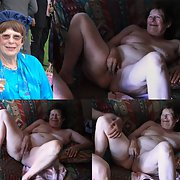Mature Exhibitionist Couple