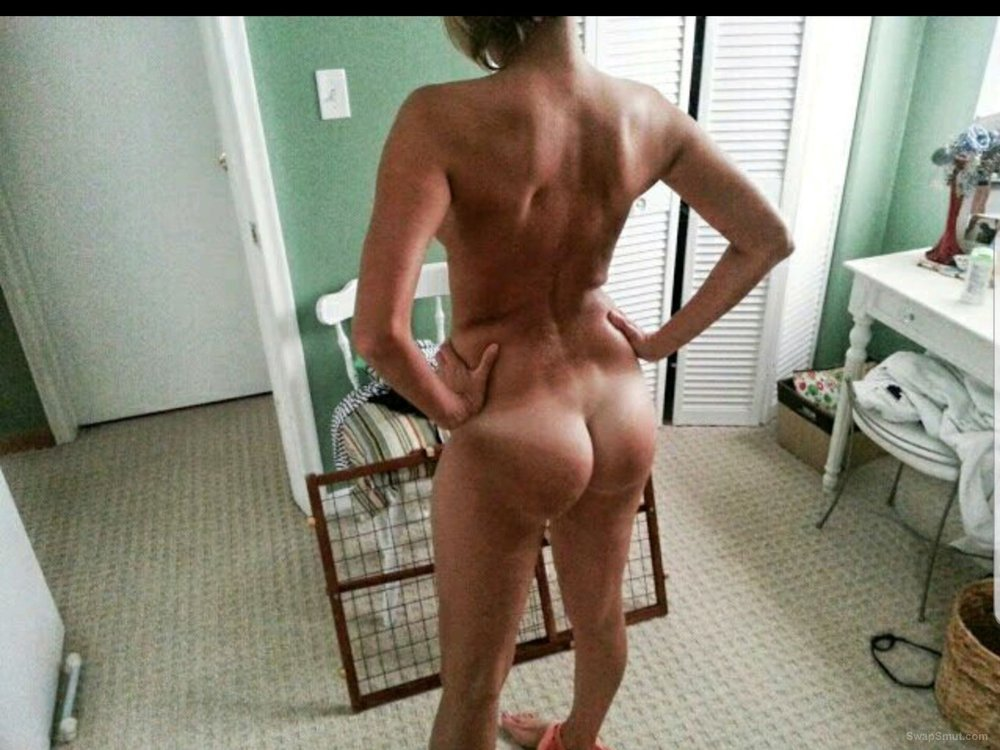 Wifes ass with awesome tan lines