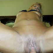 Hot blonde wife riding cock like she owns it