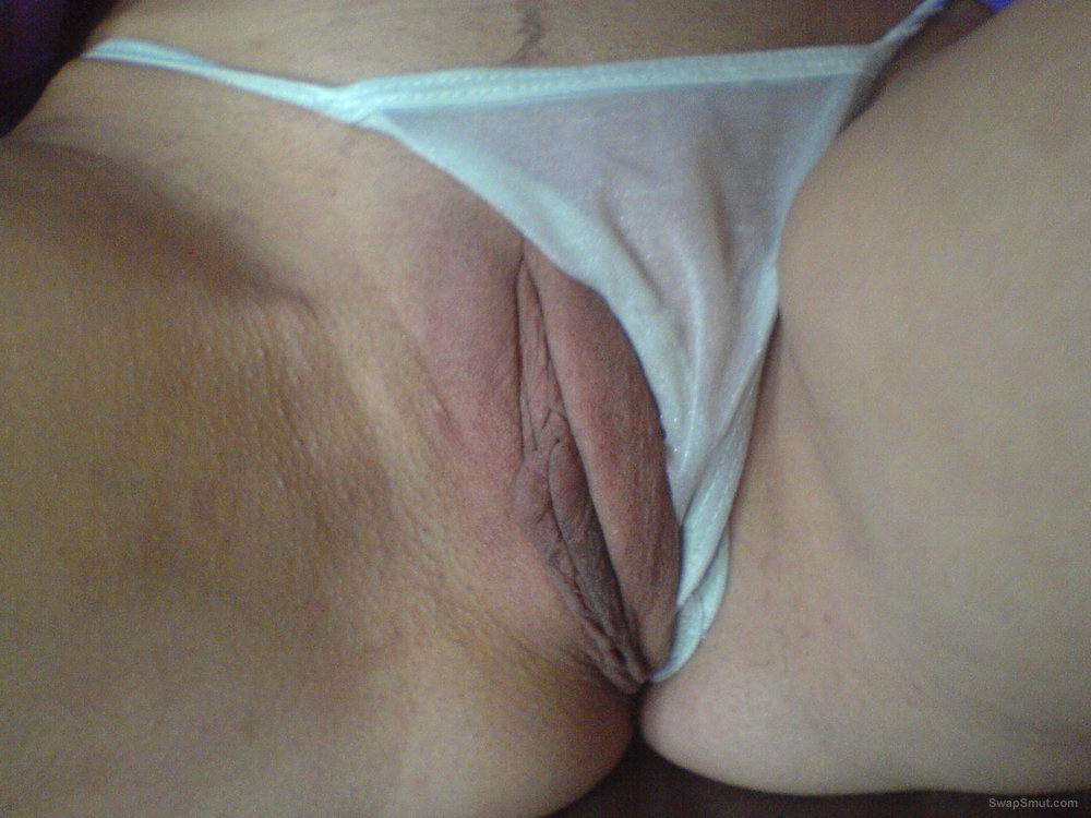 Nina Horny Milf G String Thong Pictures