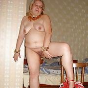 Depraved mature whore Irina