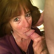 Carol gives the Best Blowjobs Ever