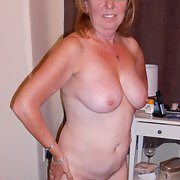 Slut wife who loves exposing herself as usual