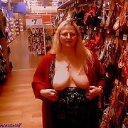 PrincessWolf WalMart Flashing