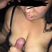 Asian slut wife shows her fuck toy tattoo