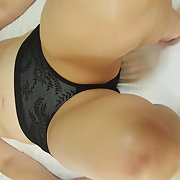 My wife shows for the first time