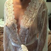 Beautiful white lace, petite hot body Hotwife