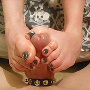 sexy feet 2 GAIL AGAIN