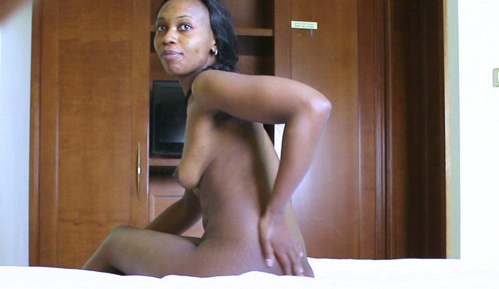 African Interracial Porn Action