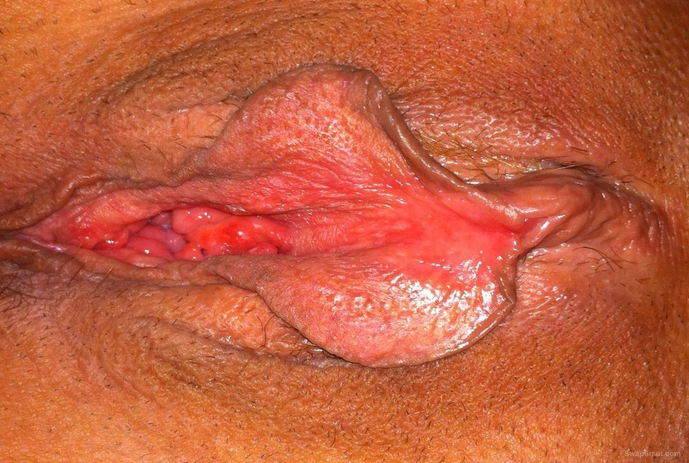 My HUGE cunt... big, pink & wet