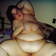 My sexy shared bbw wife showing off her fat body again