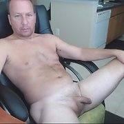 Small tiny Dick guy with cock