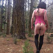 Cross dress walk - picnic ground walk