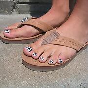 sexy feet NICKY
