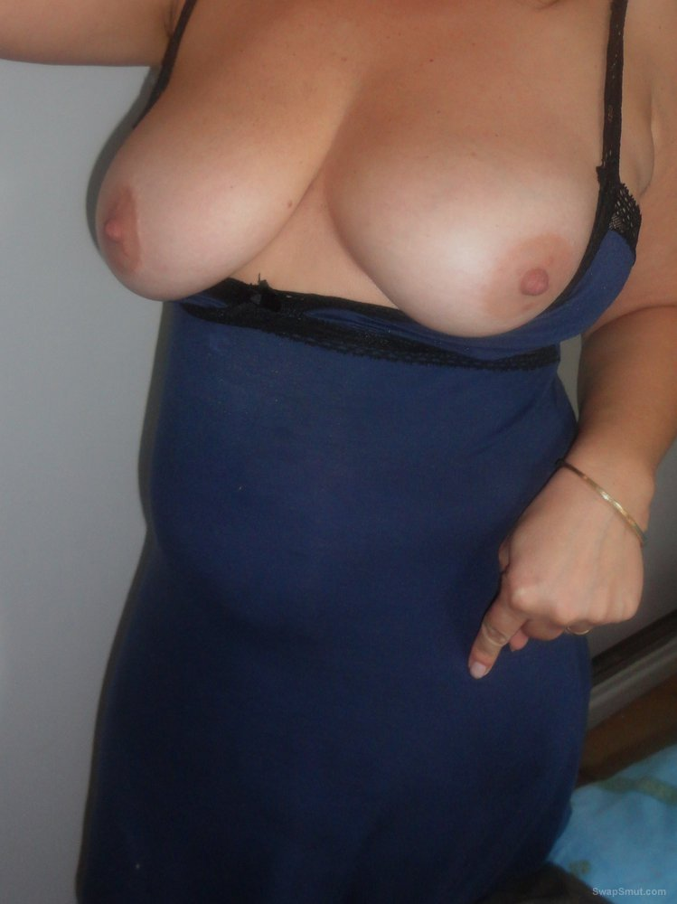 my mature wife big tits and hairy bush