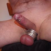 My Cock and my Balls with Rings