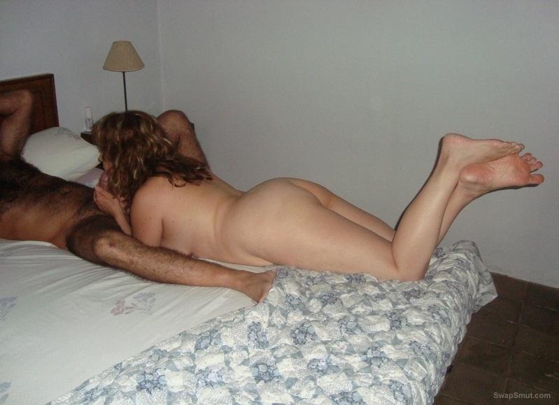 Mi esposa desnuda