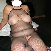 Wife chrissy tits and shaved pussy