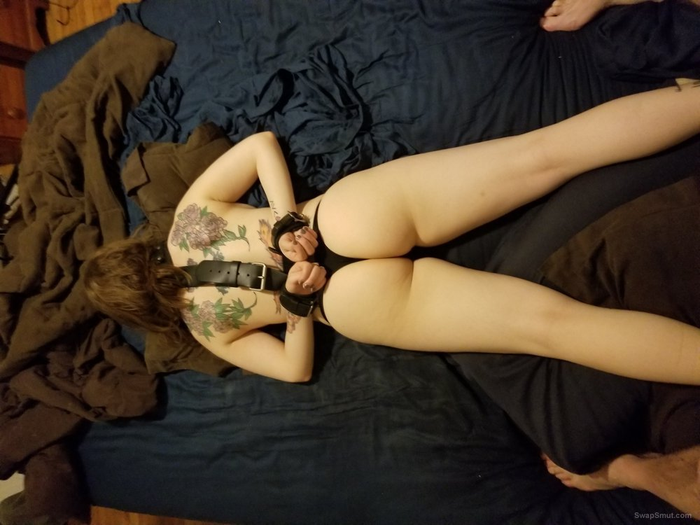 Opinion wife bondage galleries